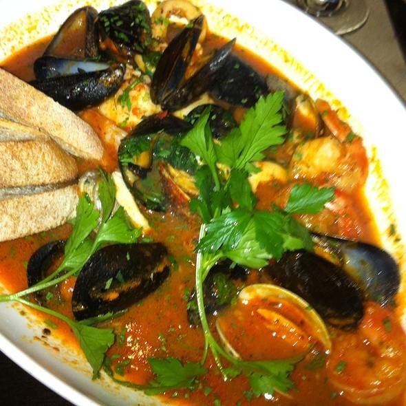 Zuppa Di Mare (Seafood Soup) - La Vecchia Ristorante, Toronto, ON