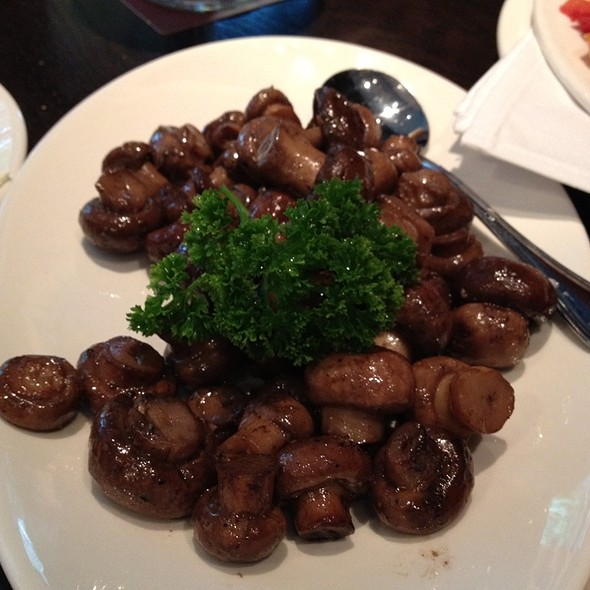 Sauteed Mushrooms - The Keg Steakhouse + Bar - Yaletown, Vancouver, BC