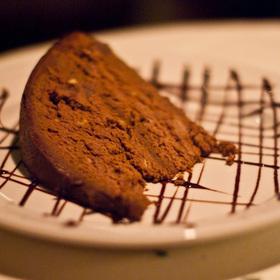 Chocolate Cake - Carmelo's Ristorante Italiano - Austin, Austin, TX