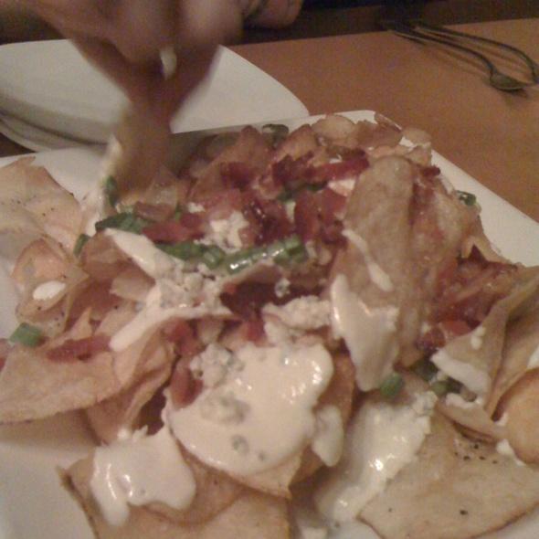 House Chips - Gordon Biersch Brewery Restaurant - Midtown, Atlanta, GA