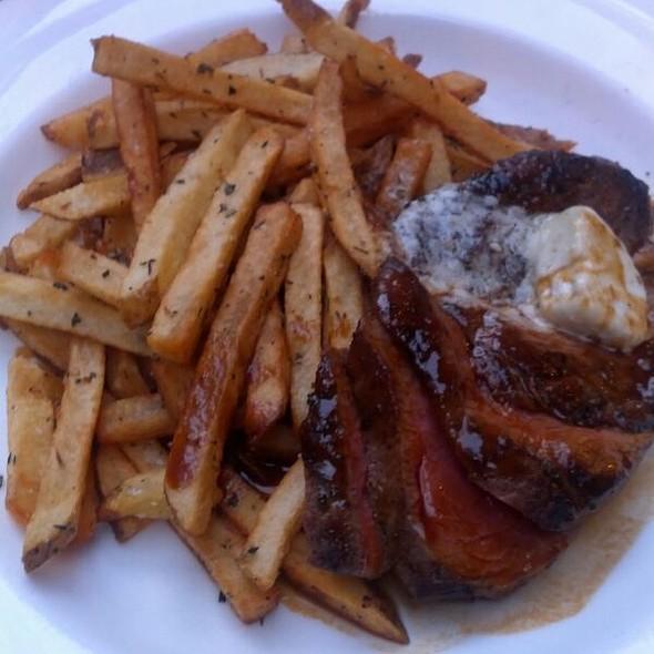 Steak Frites - Marliave, Boston, MA