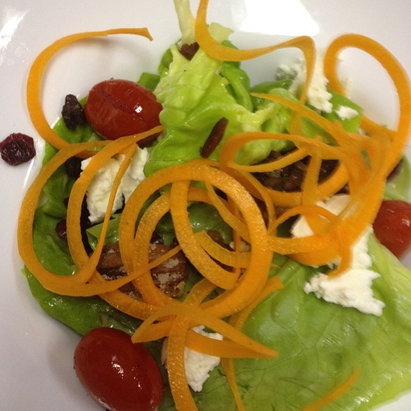Bibb Lettuce Salad - Terramia, Boston, MA