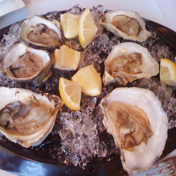 Oysters - Marliave, Boston, MA