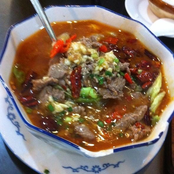 hunan vs szechuan beef