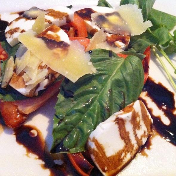 tomato and bocconcini salad - Portland Prime, Portland, OR