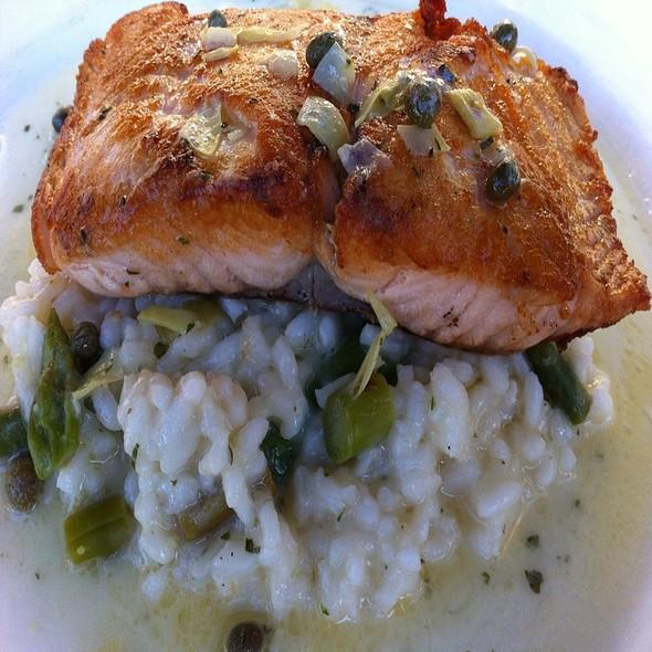 Grilled Salmon - Indigo Landing, Alexandria, VA