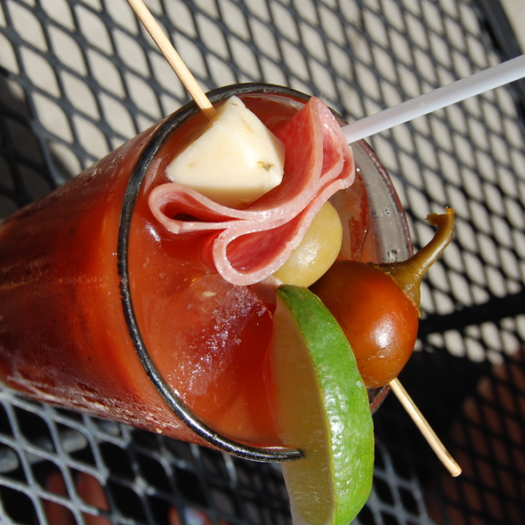 Bloody Mary - Schubas Harmony Grill, Chicago, IL