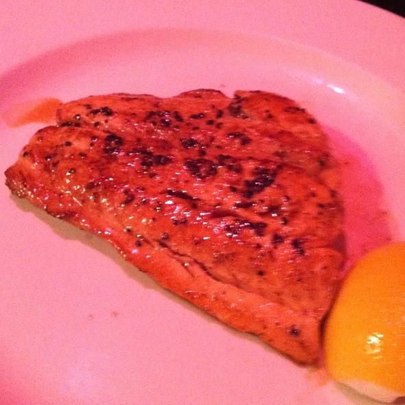 Grilled Salmon - McKinnon's Louisiane, Atlanta, GA
