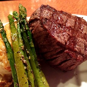 Filet - Hilltop House Restaurant, Fayetteville, NC