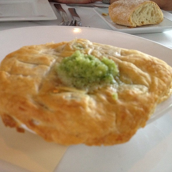 Escargot En Croute - Christopher's + Crush Lounge, Phoenix, AZ