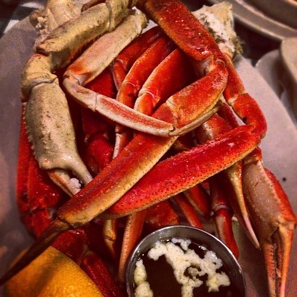 Snow Crab Legs - Lucile's, Fort Worth, TX
