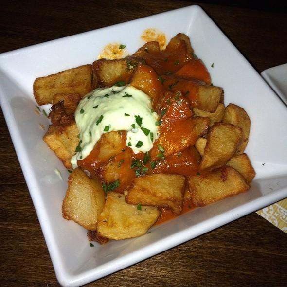 Patatas Bravas - La Tasca - Penn Quarter, Washington, DC