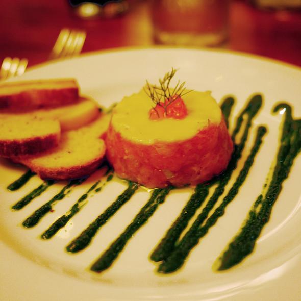 Salmon Tartare - Lure New York, New York, NY