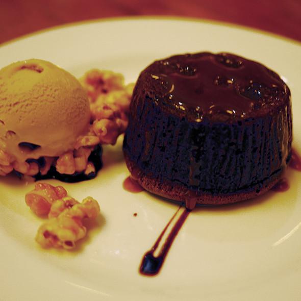 Warm Chocolate Cake - Lure New York, New York, NY