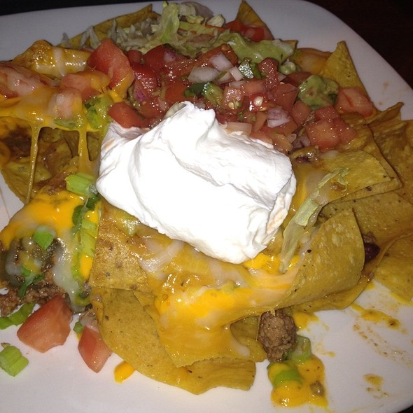 Nachos - Connolly's Pub and Restaurant - 47th, New York, NY