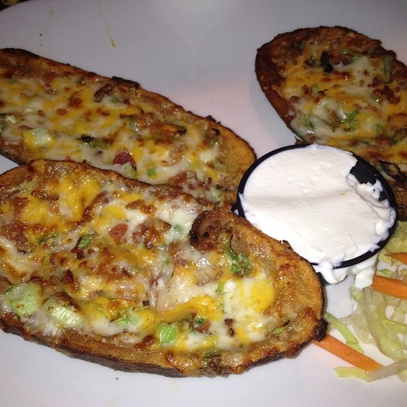 Potato Skins - Connolly's Pub and Restaurant - 47th, New York, NY