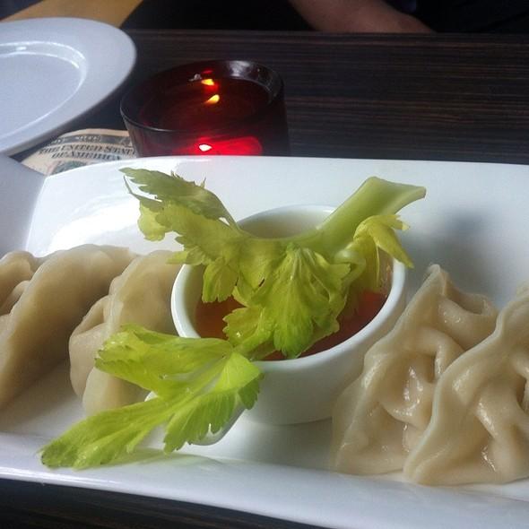 Chicken Gyoza - Niu Japanese Fusion Lounge, Chicago, IL