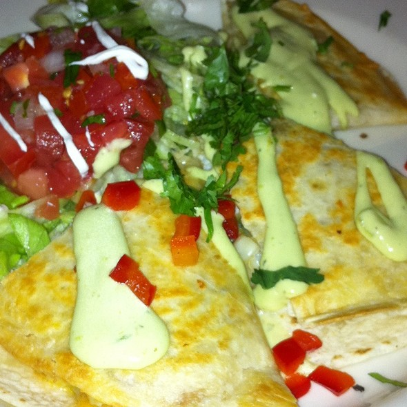 Blue Crab Quesadillas - Iron Hill Brewery - West Chester, West Chester, PA