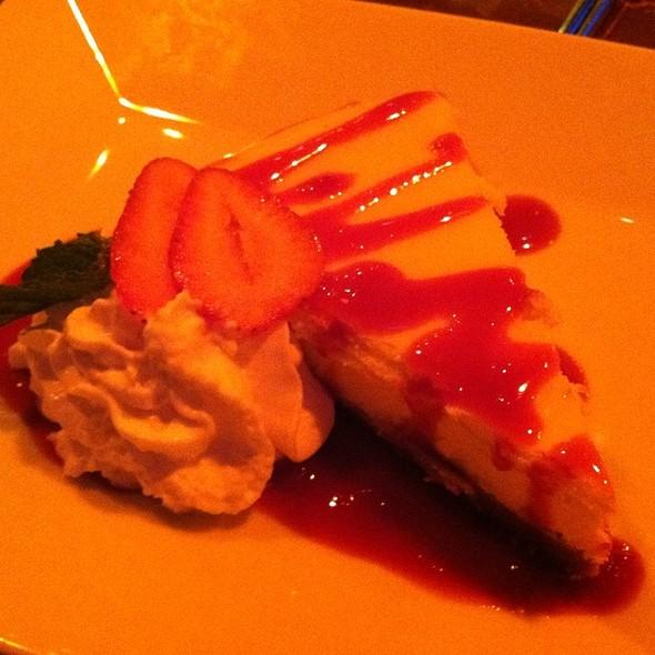 Guava Swirl Cheesecake - Brazo, Portsmouth, NH