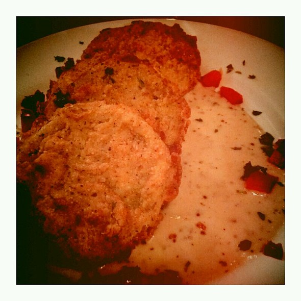 Fried Green Tomatoes - Braised Onion, Ocala, FL