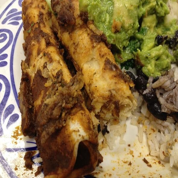 Enchilada Mole - Mezcal, San Jose, CA