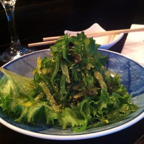 Seaweed salad - Toro Sushi Bar, Montclair, NJ