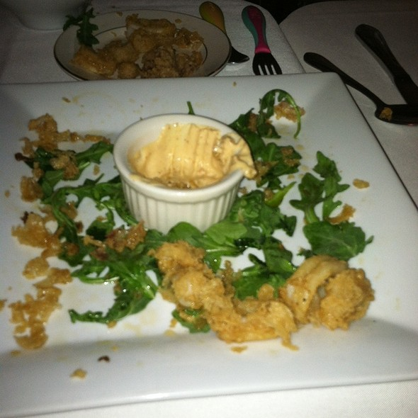 Fried Calimari - Harry Browne's, Annapolis, MD