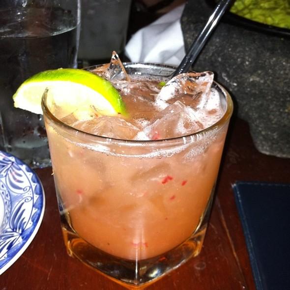 Strawberry Basil Margarita - Colibri - Mexican Bistro, San Francisco, CA
