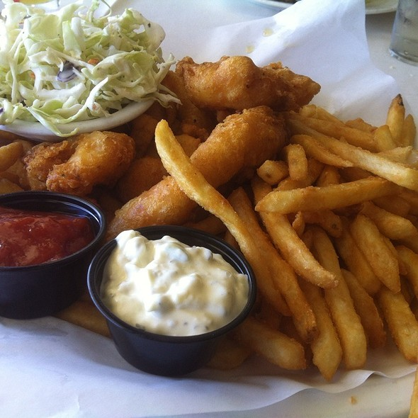 Pismo Platter - Steamers of Pismo, Pismo Beach, CA