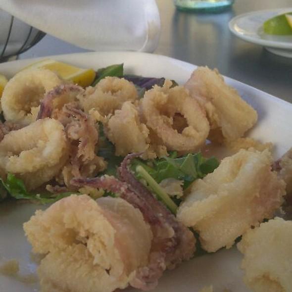 Fried Calamari - Osteria I Nonni, Lilydale, MN