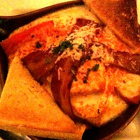 The Hot Brown - The English Grill at Brown Hotel, Louisville, KY