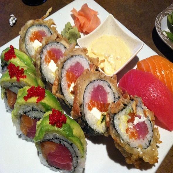 Sushi - Ru San's, Nashville, TN