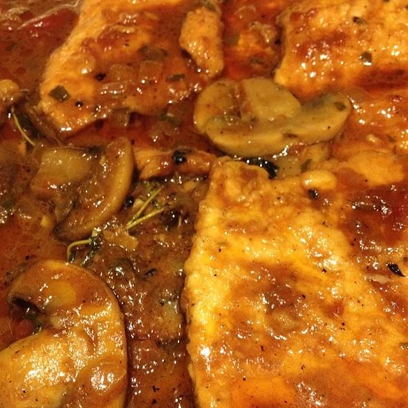 Chicken Marsala - Butera's Restaurant of Sayville, Sayville, NY