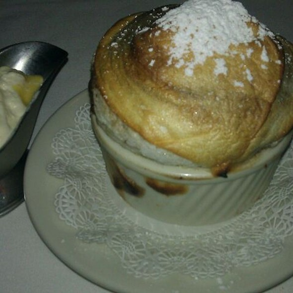 Chocolate Souffle - Morton's The Steakhouse - Charlotte, Charlotte, NC
