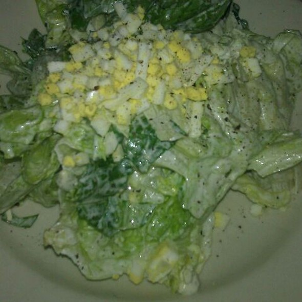 Morton's Salad - Morton's The Steakhouse - Charlotte, Charlotte, NC