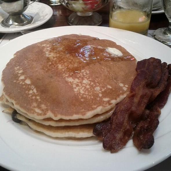 Blueberry Pancakes - Weber's Restaurant, Ann Arbor, MI