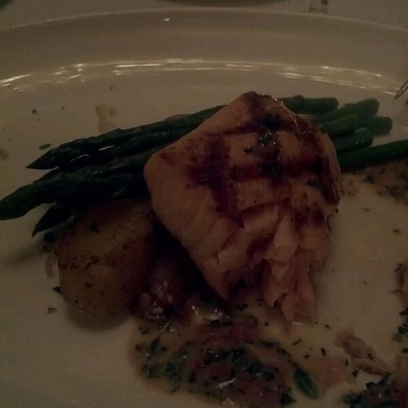 Grilled Salmon - 1741 Terrace - Hotel Bethlehem, Bethlehem, PA