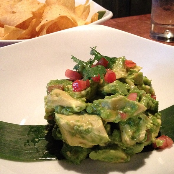 Guacamole and Chips - Zapoteca, Portland, ME