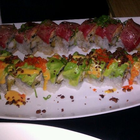 Surf & Turf Roll, Dori Roll - Enso Asian Bistro & Sushi Bar, Charlotte, NC