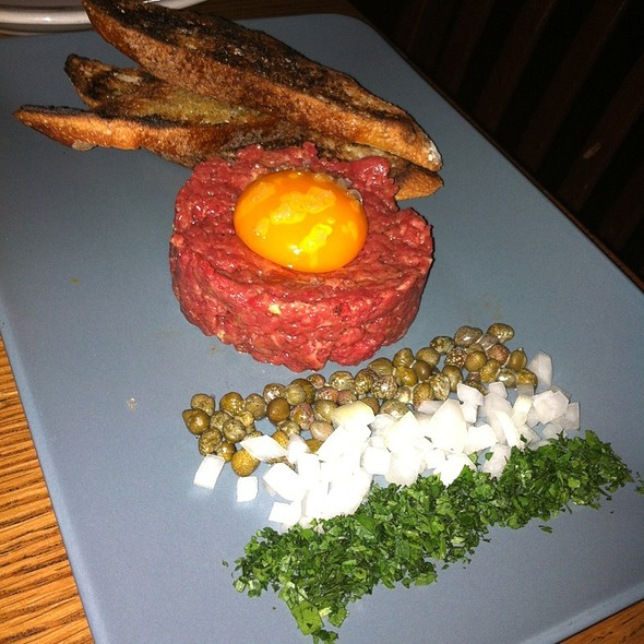 steak tartare - decarli, Beaverton, OR