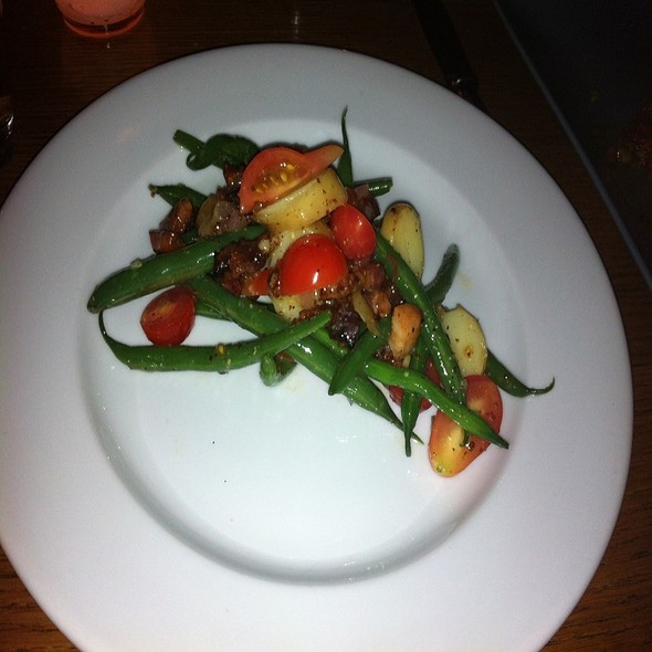 Green Bean, Tomato, And Potato Salad With Mustard Vinaigrette - decarli, Beaverton, OR