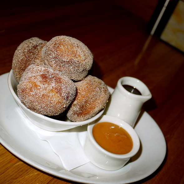 Cinnamon Sugar Donuts - Westside Tavern, Los Angeles, CA