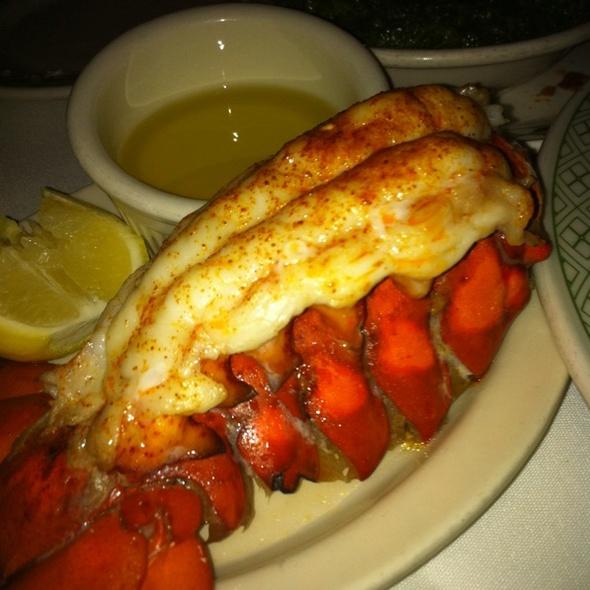 Lobster Tail - Lawry's The Prime Rib - Dallas, Dallas, TX