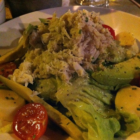 Lump Crab Salad - Cercle Rouge, New York, NY