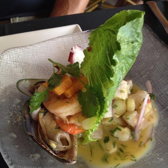 Ceviche De Mixto - Selva Grill, Sarasota, FL