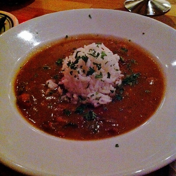 Crawfish Etouffee - Tapalaya, Portland, OR
