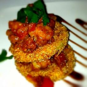 Fried Green Tomatoes - Posh at The Scranton Club, Scranton, PA