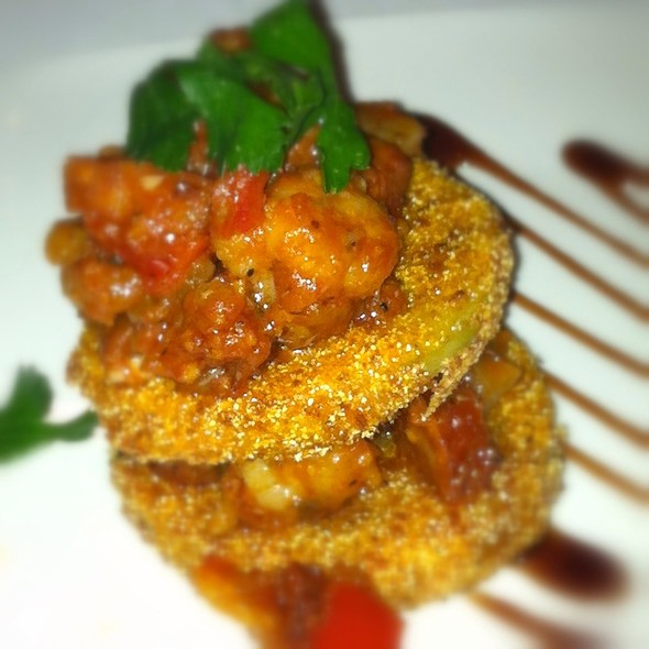 Fried Green Tomatoes - Posh at The Scranton Club, Scranton, PA
