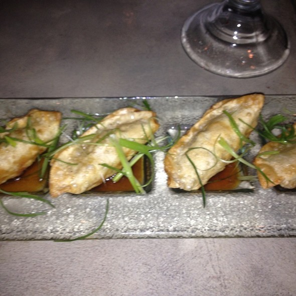 Fried Pork Dumplings - union : asian supper club, Delray Beach, FL