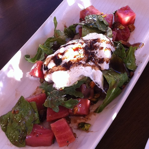 Baby Beet Salad - Va de Vi Bistro & Wine Bar, Walnut Creek, CA